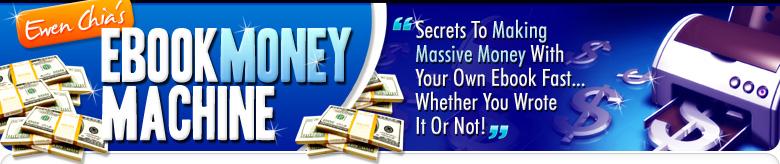 Ewen Chia Ebook Money Machine